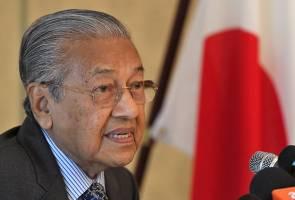 Isu khat: Kenapa sekarang baru nak bangkit? - Tun Mahathir
