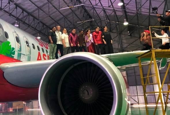 AirAsia akan kembali terbang ke Eropah akhir tahun ini