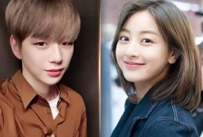 Tertekan dituduh 'kemaruk' cinta dengan Jihyo Twice, Kang Daniel sanggup ...