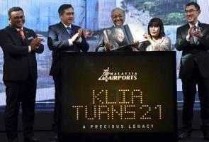 'Bukan saya luluskan pelaburan kerajaan dalam DreamEDGE' - Dr Mahathir