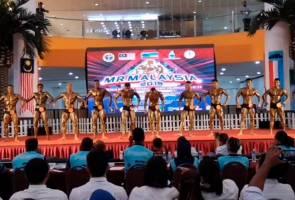130 peserta buru gelaran Mr Malaysia 2019