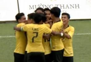 Tewaskan Indonesia 4-3, skuad B18 negara mara ke Final AFF 2019