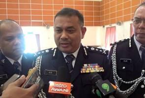 Ibu jari Ketua Polis Daerah Besut gagal diselamatkan selepas ditetak - Ketua Polis Terengganu