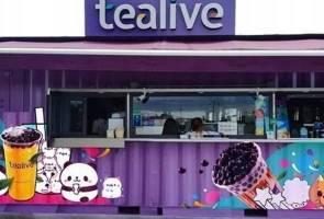 Tealive bekerjasama dengan MFFT buka lima cawangan di Myanmar