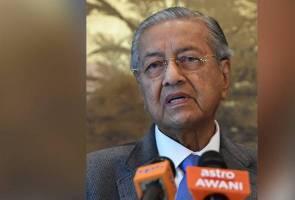 Zakir Naik tidak akan dihantar pulang - Tun M