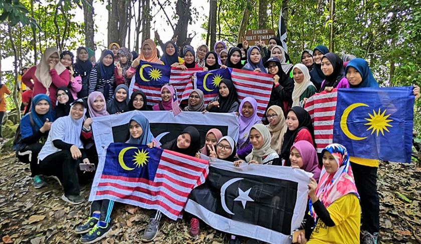 Foto Terengganu Merdeka Hike