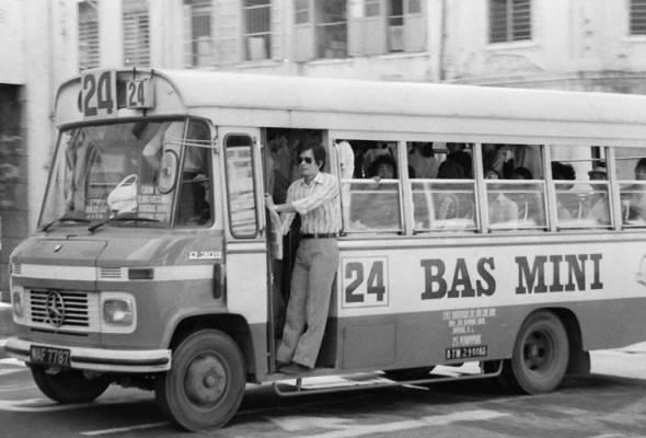 Perkhidmatan bas mini percubaan akan diperkenalkan dari hab Bukit Indah ke Ampang Point, menerusi Jalan Rasmi dari 1 September hingga 29 November ini. - Gambar fail | Astro Awani