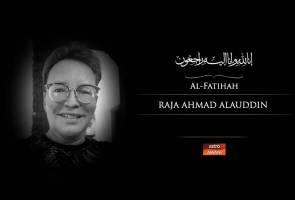 Pengarah Raja Ahmad Alauddin meninggal dunia