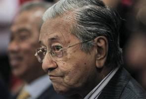 Tiada jawatan kosong untuk Anwar dalam Kabinet - Tun Mahathir