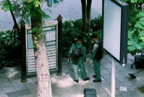 Polis nafi peranti letupan ditemukan di Nonthaburi ada kaitan siri letupan di Bangkok