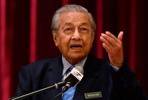 Kerajaan sasar wujud usahawan yang boleh mencipta peluang kerja - Dr Mahathir