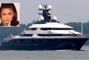 Kylie Jenner sambut hari lahir atas kapal Equanimity