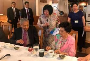 Masih bekerja pada usia 94 tahun, semuanya kerana minat kata Tun M