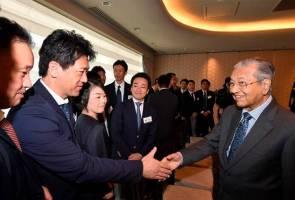 Jepun jadi model seluruh dunia jika terus tolak perang - Dr Mahathir