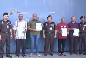 Empat banduan diberi cuti tujuh hari untuk bersama keluarga sempena Aidiladha