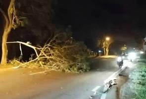 Tiada gelombang kedua ribut di utara Semenanjung - MetMalaysia