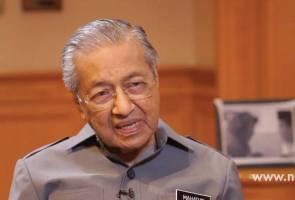 Jangan tumpu kepada ibadah saja, paling penting ajar nilai hidup Islam - Tun Mahathir