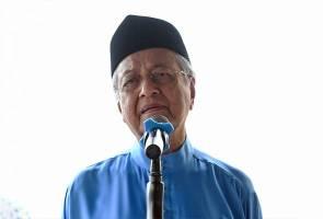 'Dong Zong rasis, semua dia bantah' - Tun Mahathir