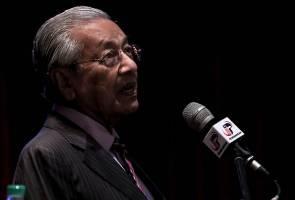 Tidak wajar kaitkan minyak sawit dengan kemusnahan hutan - Tun Mahathir