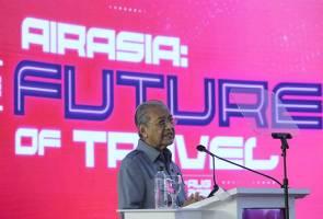 Tidak adil kenakan cukai sama bagi perkhidmatan berbeza - Tun Mahathir