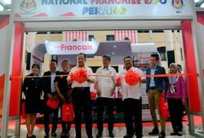 Lebih 4,000 cawangan francais Malaysia dibuka di 66 negara
