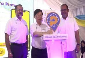 Pulau Pinang lancar sistem tempat letak kereta pintar