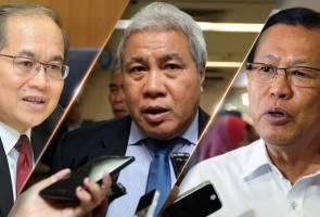 Rombakan Kabinet Sarawak: Uggah pegang portfolio Menteri Kewangan II ganti Soon Koh