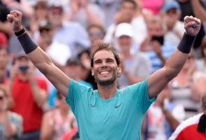 Terbuka AS: Laluan mudah tidak beri kelebihan kepada Nadal