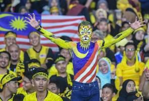 Laris kencang! Tiket perlawanan Malaysia-Indonesia sudah habis dijual