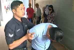 Penganggur didakwa rasuah RM100,000 konon untuk pegawai kerajaan negeri Perak