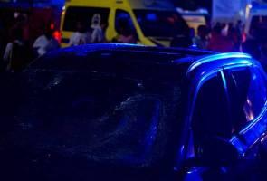 19 maut, kereta menentang arus rempuh tiga kenderaan di Kaherah