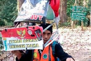 Jalan mengundur demi selamatkan hutan