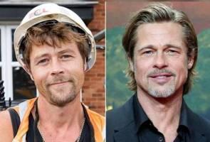 'Brad Pitt' takut keluar rumah