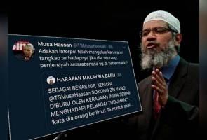 Tiada bukti Zakir Naik pengganas - Musa Hassan