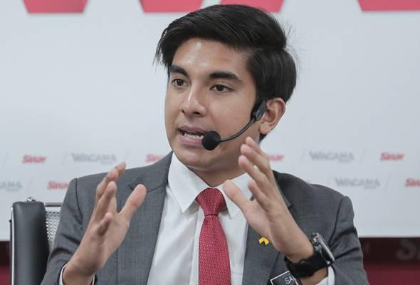 Sukan SEA 2021 utamakan atlet muda, pelapis - Syed Saddiq