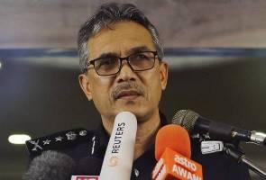 Polis nafi bawa keluarga Nora Anne jumpa kumpulan agama