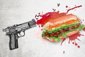 Lapar, pelanggan naik berang, tembak pelayan restoran di Paris