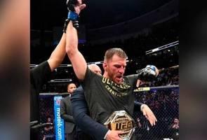 UFC 241: Miocic rampas semula kejuaraan heavyweight dari Cormier