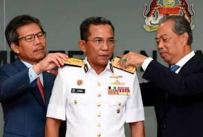 Mohd Zubil dilantik Ketua Pengarah APMM yang baharu