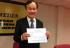 Tempoh tiga bulan untuk ADUN Perak isi borang isytihar harta - Speaker
