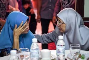 """""""Wang untuk arwah saya agih untuk anak yatim dan masjid"""" - Bapa mangsa ribut di Kedah"""
