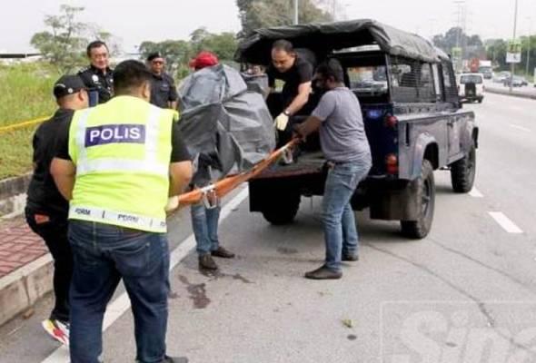 Warga emas maut ditikam dan dikelar, suspek adik-beradik warga India ditahan - Polis
