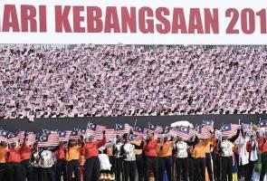 Raptai penuh Hari Kebangsaan 2019 berjalan lancar