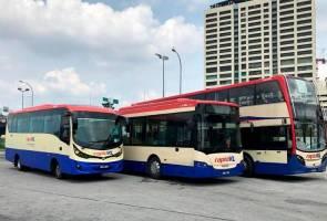 Aplikasi mudah alih akan diwujud untuk pengguna bas Rapid KL