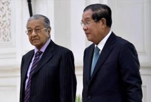Sekatan oleh kuasa besar menyakiti negara kecil - Dr Mahathir
