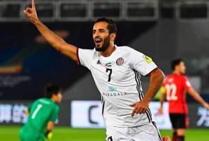 Ali Mabkhout, antagonis dari UAE