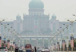 Indonesia kata jerebu berasal dari Sarawak