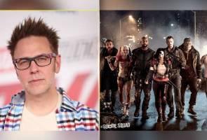James Gunn dedahkan barisan pelakon sekuel Suicide Squad