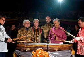 Perpaduan jamin kestabilan, pembangunan negara - Tun Mahathir