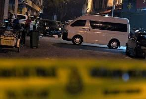 Polis tembak mati suspek sindiket penyeludupan migran